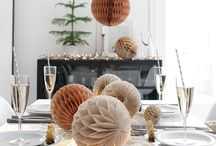 Table setting / Inspiration for the beautiful table settings!