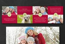 Photo Christmas Cards / Photo Christmas Cards! Send friends and family precious family photos on your holiday greetings this year! It's easy to upload your photos and personalize your photo holiday cards online!
