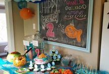Bubble Guppies Party Ideas / Dive into lots of fun ideas that will make a Bubble Guppies party theme extra special!