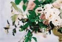 Mel & Matt's wedding flowers / Wedding flowers