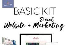 Basic Kit Website + Social Marketing  | Business-Kit / Basic Kit Website + Social Marketing  | Business-Kit #wordpress #wordpresstheme #visualcomposer #revolutionslider