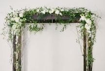 Floral arches / Wedding inspiration, floral arches, archways