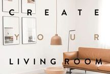 CREATE YOUR LIVING ROOM