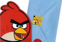 Angry Birds Party Ideas / De-ruffle your feathers with these party ideas