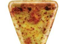 Pizza Party / Pizza in the morning. Pizza in the evening. Pizza at suppertime.