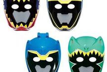 Power Rangers Party Ideas / It's morphin time!