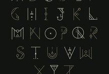 typo&lettering