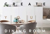 CREATE YOUR DINING ROOM