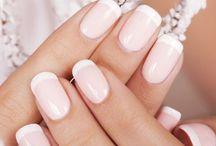 Matrimonio - Birdal Nail Art - le mani per le spose / Nail art per le future spose, Nail art sposa, unghie sposa, mani sposa, sposa, unghie, nailart