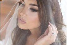 Matrimonio - Trucco sposa - Birdal Make-up / Make-up - trucco, idee per le future spose, dal trucco delicato e classico al trucco moderno con colori labbra accesi e vibranti !