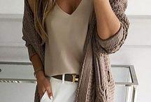 Abbigliamento - Outfit Fall/winter - look Autunno/inverno / Idee per abbinare capi durante la stagione autunno/inverno.