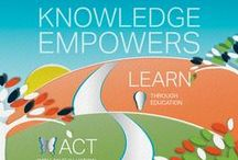 Autism Awareness - Knowledge Empowers. / April is National Autism Awareness Month, and Little Friends is rallying our community to learn through education, act with an evaluation and grow to an understanding. To take your journey, visit knowledgeempowers.net. #KnowledgeEmpowers #FulfillingLives