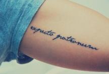 Tattoos / by AdriannaMarie