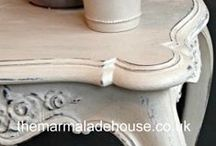 Our Painted pieces / At The Marmalade House, we hand-paint furniture and beautiful accessories for the home. We carefully blend colours and shapes to bring you items you'll fall in love with and won't find anywhere else. Share a bit of our Marmalade style - we promise you'll love it..