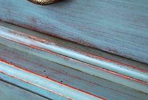 Chalk Paint TM - decorative paint by Annie Sloan