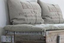 Cushions and soft furnishings