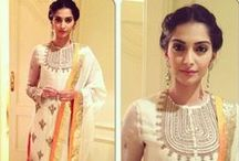 STYLE ICON: SONAM KAPOOR / Sonam Kapoor is helmed as a Indian style icon, the best dressed among the younger actors in Bollywood as well as having graced the covers of all the leading magazines.