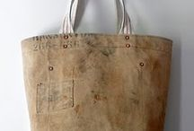 Bags / I love bags..don't you? They can be chic (not often in my case) or saggy and comfortable (yes, please) but more than that they can become part of you like no other accessory. They say so much about a person and express what a pair of shoes or a coat never can in the same way. Bags are most definately my thing and here are some of the ones I like most...