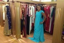 O'NITAA'S CELEBRITIES / Dresses from O'nitaa worn on the red carpet...