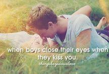 When boys <3 / Perfect boyfrend ? <3
