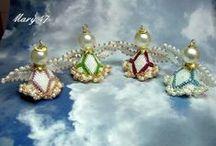 i miei bijoux / Questo è solo un hobby, la perfezione non è richiesta. Il divertimento si.