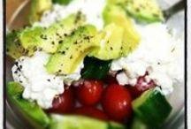 Healthy food / Comida sana