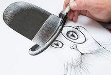 I L L U S T R A T I O N / Illustrations, wallpapers, prints, typography...