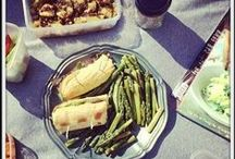 Tasty SNACKS for a picnic / We love healthy, tasty and easy snacks which we can prepare for a picnic :)