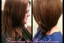 Hair style / Moda en cabello