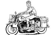 David Voileaux : illustrations en noir et blanc / illustrations avions, motos, voitures, BD du dessinateur David VOILEAUX alias SPIT Livres disponibles sur http://www.editionrevasion.fr