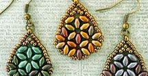 Beads / Beading tutorials, tools and stuff, how-to-do, jewellery patterns, DIY.