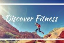Discover Fitness / Helpful fitness tricks for a healthier lifestyle.