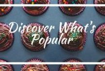 Discover What's Popular / Fun, popular, and informative pins.