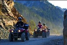 ATV Adventures / With so much Northern Territory in Canada, it's no wonder we are a wonderland for ATV enthusiasts. Here are a few of our favourite ATV backroad adventures for full detailed maps on where to find the best ATV trails in your area visit backroadmapbooks.com