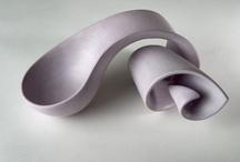 Kunst aus Keramik und  Porzellan  / by Bea Trix