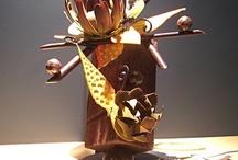 Kunst aus Zucker, Marzipan und Schokolade ( Candy art) / by Bea Trix