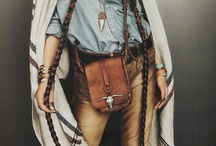 Old West, Fall 2012 Inspiration / Leave summer behind and go West. Whether a cowboy-styled ankle boot or a fringed moccasin, these styles will wear well with easy sweaters and denim. / by Franco Sarto