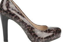 Wild Side, Fall 2012 Inspiration / Walk on the wild side by wearing bold animal prints in platforms, heels or flats. Tip the scales with a flash of metallic snake prints on a maryjane or platform pump.
