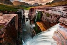 Stunning Natural Waterfalls / Beautiful and naturally made from our beloved Mother Nature.