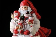 Santa Collectables / by Nancy Bivins
