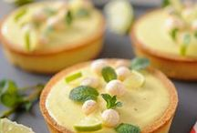 Zuidam Patisserie / Amaluna ;  a dessert made of mascarpone, sinaasappel swirl, and cooky crumble