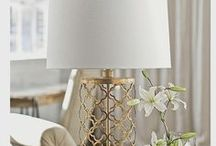 Lamps and Ceramic Urns