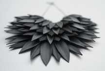 TouChé Jewelries / The danish design duo, TouChé, have created their very own unique universe of striking designs, proving that sustainability is no limitation. -It's an opportunity. It challenges you to not only think, but really work outside the box. Their designs are inspired by shapes and patterns in nature and the city. www.buytouche.com www.facebook.com/touchecph