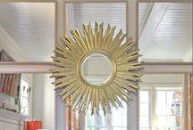 Sunburst and Quaterfoil Mirrors