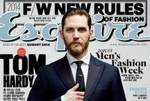 Esquire / http://www.pinterest.com/esquirekorea/