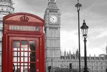 London with Monroeworld / Travel is an attitue, a state of mind. It is not residence, it is motion.