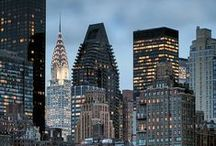 New York with Monroeworld / Travel is an attitue, a state of mind. It is not residence, it is motion.