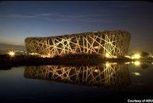 Stadiums Around The World / | Architecture | Design | Fitzroy | Melbourne | Scharp