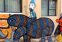Surry Hills Life & Street Art / Surry Hills living and public artworks. | Architecture | Design | Surry Hills | Sydney | Scharp |