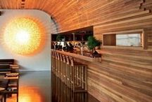 Surry Hills Restaurants & Bars with Interesting Designs / The restaurants and watering holes Scharp can be found at. | Architecture | Design | Surry Hills | Sydney | Scharp |